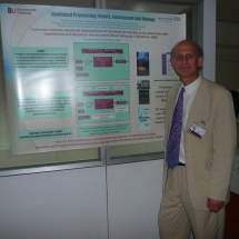 presentation at conference in Pisa